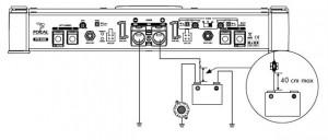fuse holder install